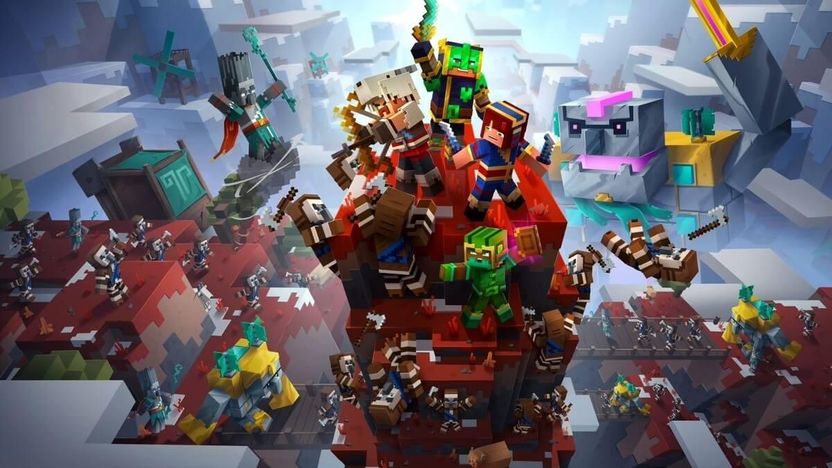 تحديث ماين كرافت الجديد [Minecraft 1.17]