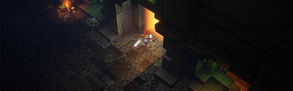 Minecraft Dungeons 2020