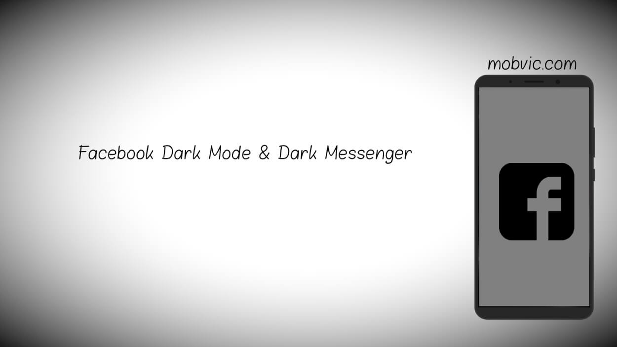 تحميل Dark Facebook Lite