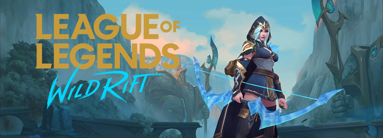 تحميل ليج اوف ليجيند وايلد رفت 2021: League of Legends Wild Rift APK للموبايل