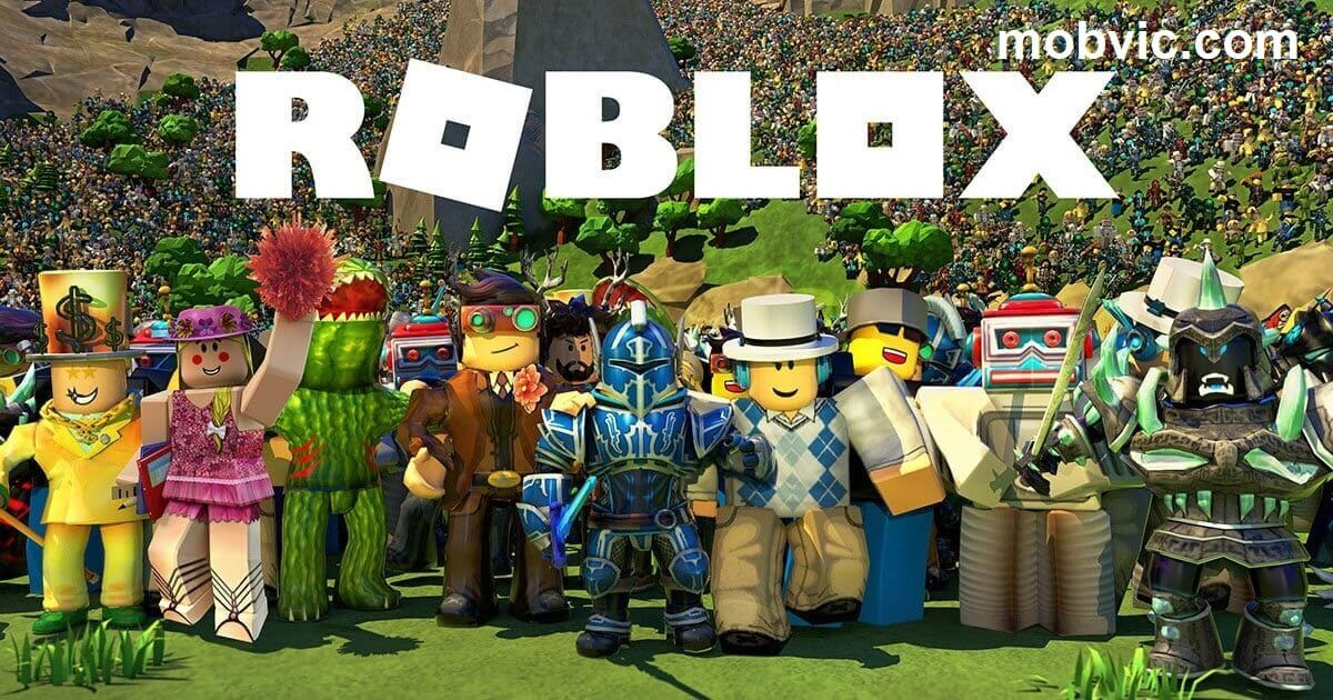 Roblox PC download