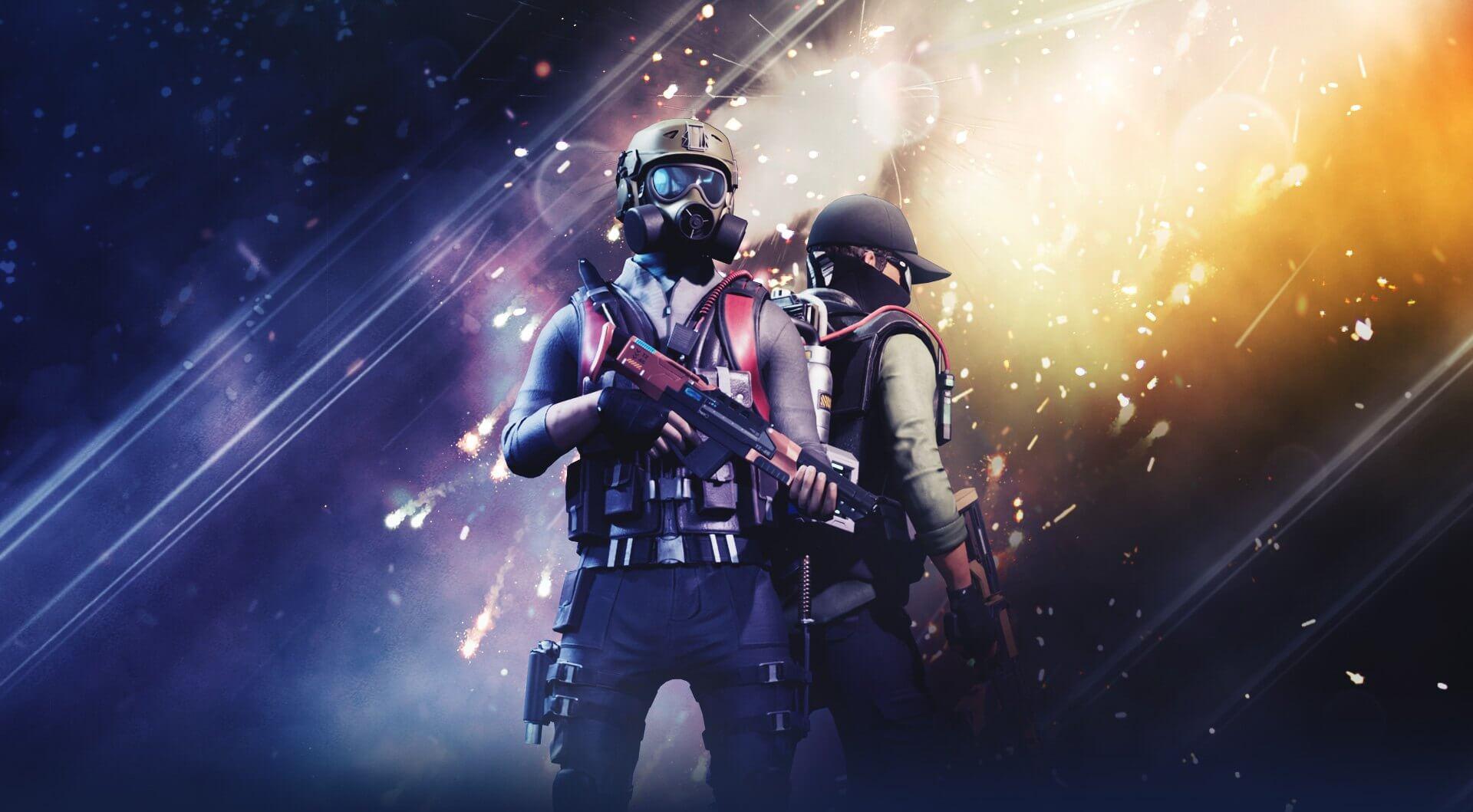 تنزيل لعبة Rogue Heist 2020 للكمبيوتر ميديا فاير