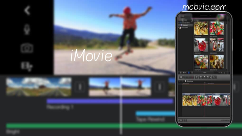 تحميل برنامج اي موفي 2020 IMovie