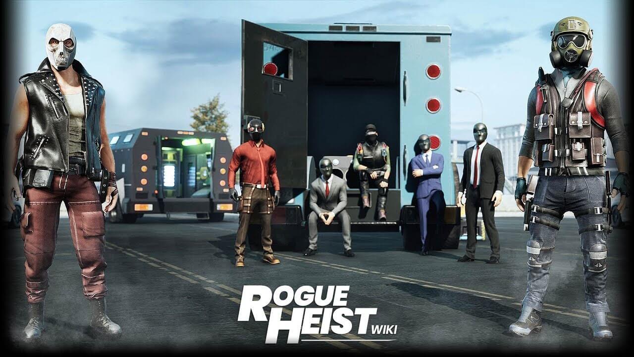 تحميل لعبة Rogue Heist مجانا للاندرويد والايفون برابط مباشر