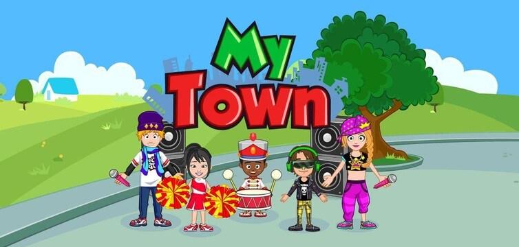 my town : school مدرسة my town games ltd