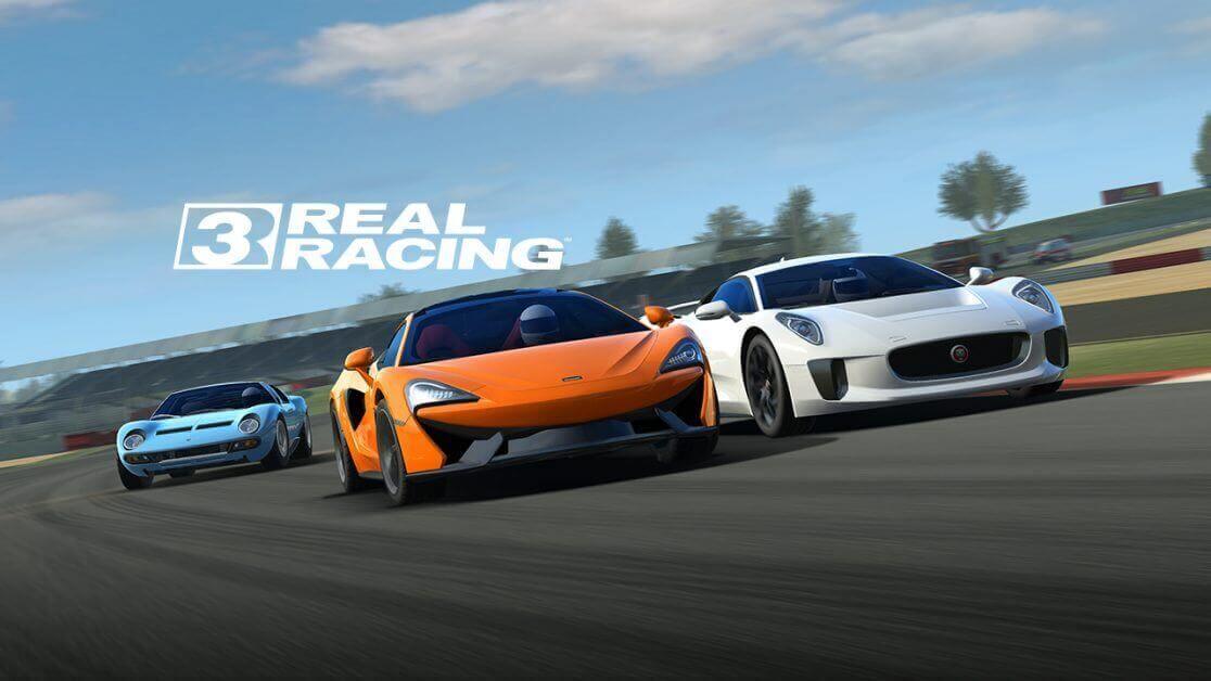 تنزيل لعبة real racing 3 للكمبيوتر 2020