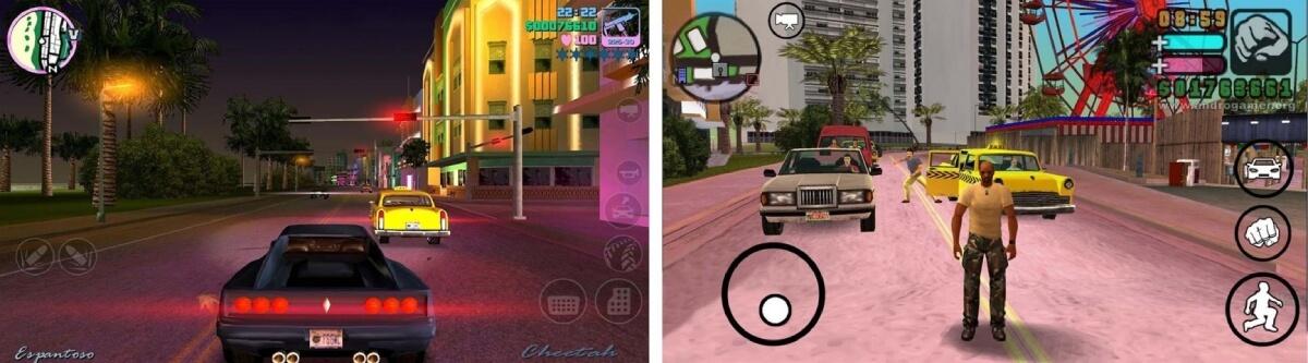 تحميل لعبة جاتا 7 GTA للكمبيوتر من ميديا فاير برابط مباشر مجانا