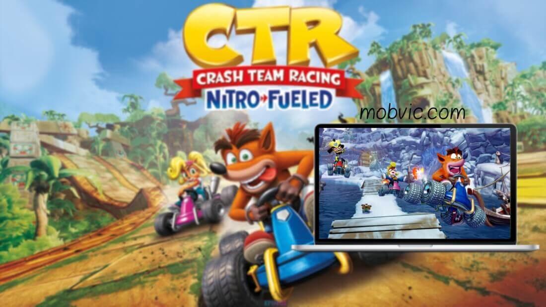crash team racing download for pc
