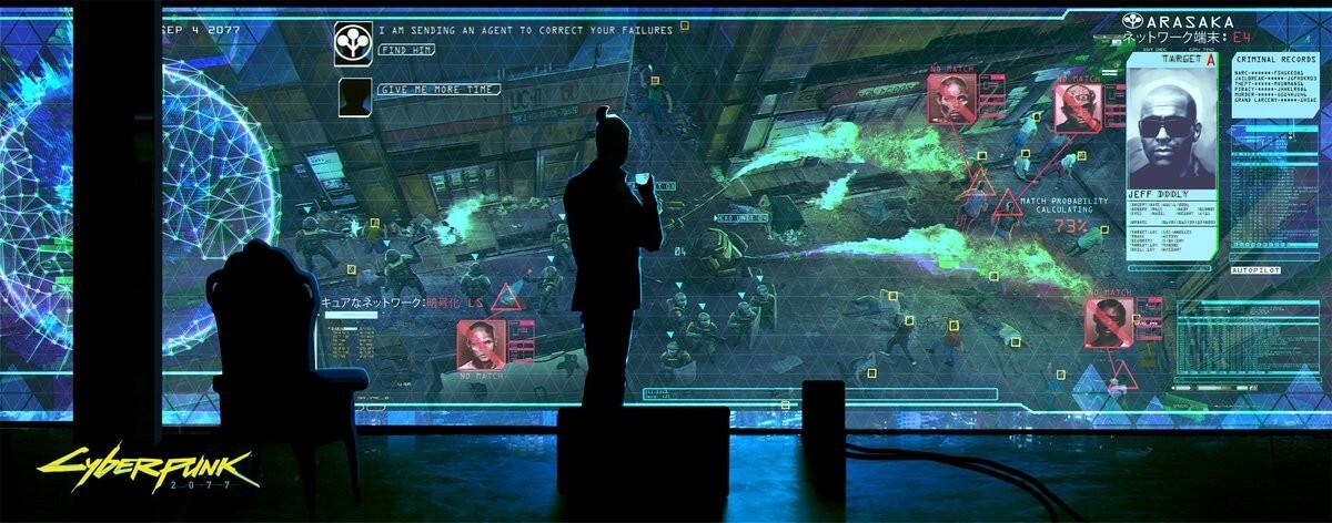 تحميل لعبة سايبر بنك 2077 مجانا APK+OBB