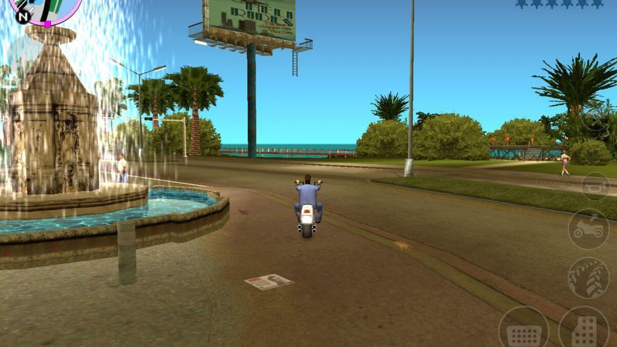 تحميل لعبة جاتا فايس ستي للاندرويد 2020 : Gta Vice City apk أحدث إصدار مجاناً