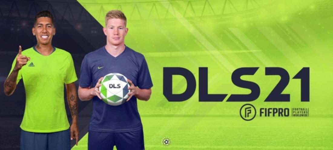 يمكنك الآن تحميل لعبة دريم ليج 2021 [Dream League 2021] للأندرويد والآيفون