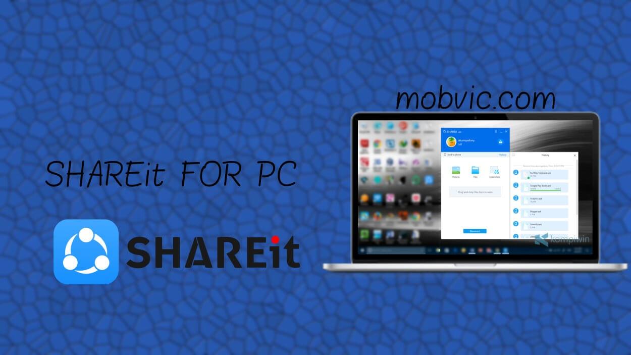 تحميل برنامج شير ات 2020 SHAREit للكمبيوتر