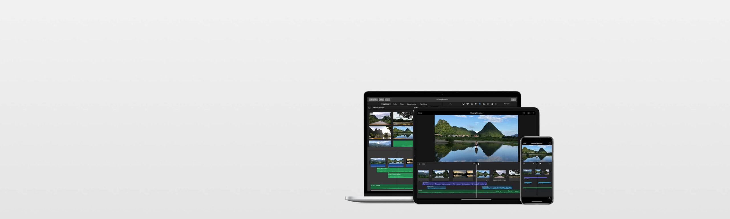 تحميل برنامج ايموفي للايفون مجانا : iMovie iOS القديم بدون جلبريك