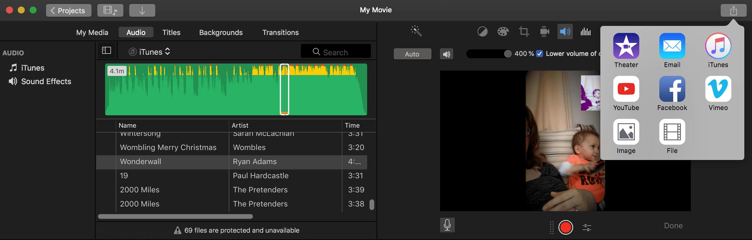 تحميل ايموفي القديم للايفون برنامج imovie