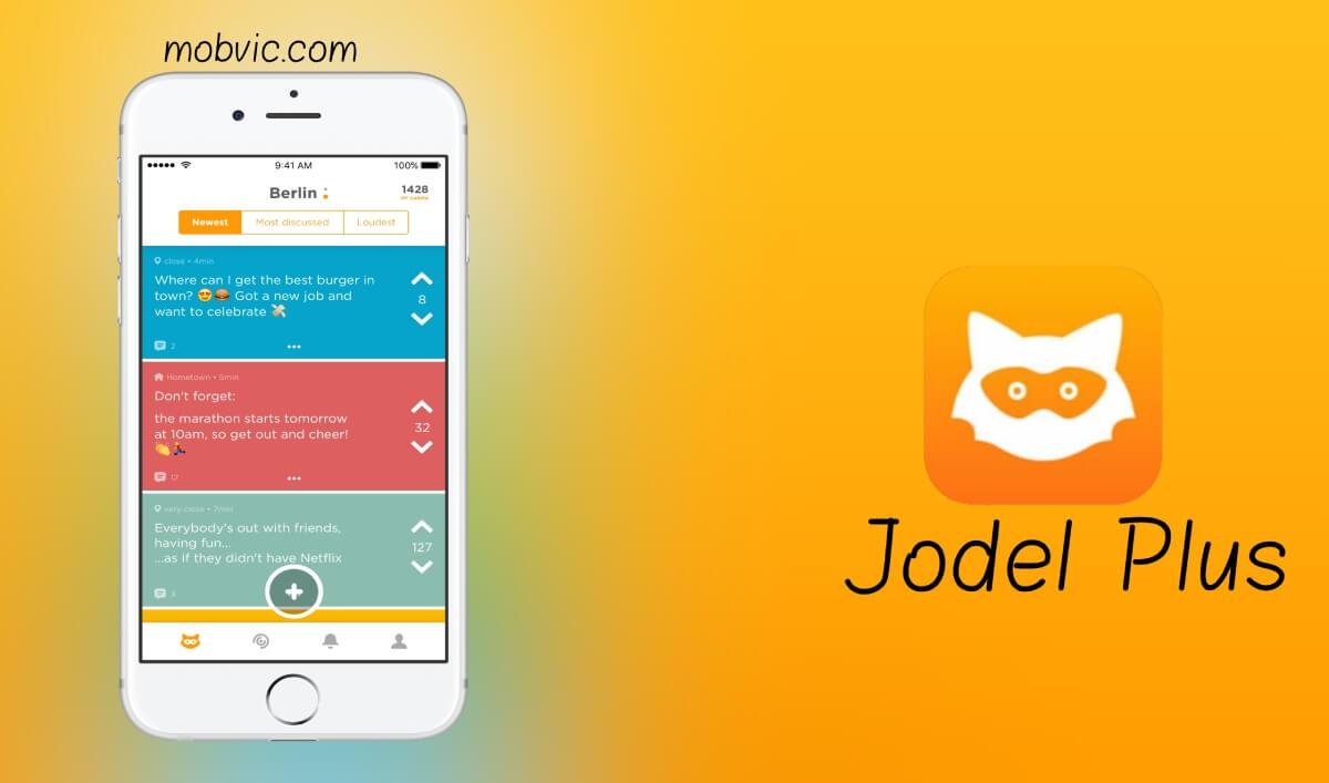 Jodel plus apk يودل بلس iOS 14 يودل بلس محدث يودل بلس 2020 يودل بلس عماد يودل بلس 20app20 يودل بلس للاندرويد 2020 يودل بلس متجر عماد