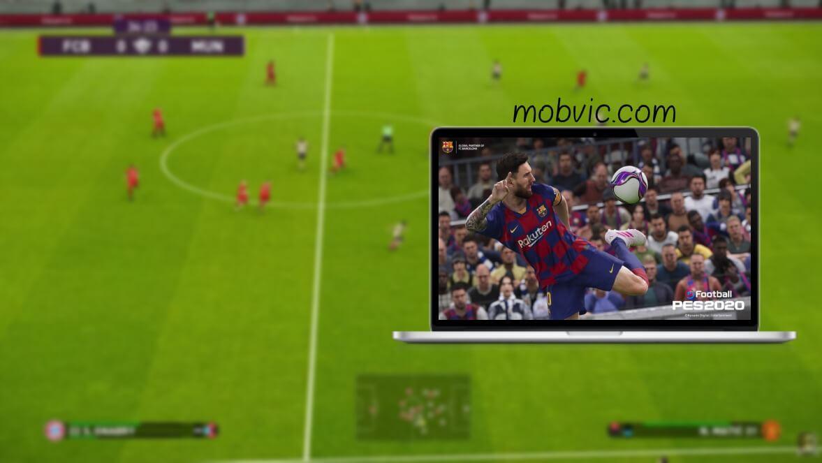 تحميل لعبة بيس 2020 للكمبيوتر برابط مباشر من ميديا فاير PES 2020 بحجم صغير