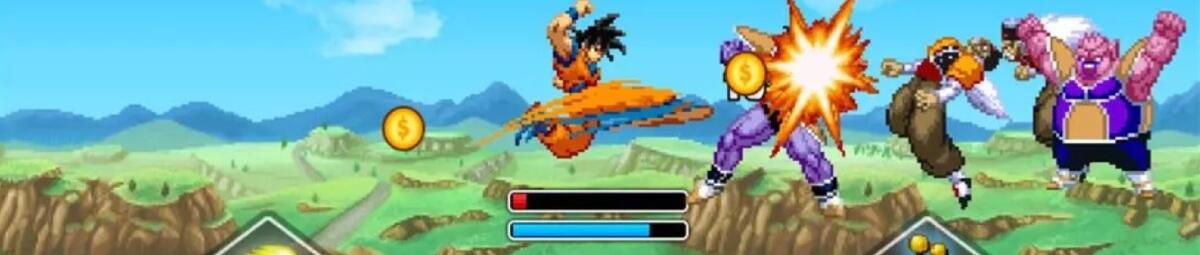 تنزيل لعبة Goku Saiyan Warrior للاندرويد