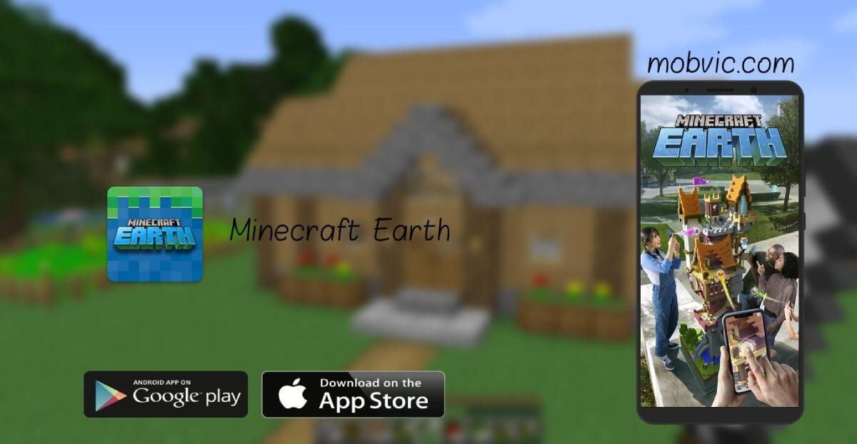 تحميل لعبة ماين كرافت ارت Minecraft Earth آخر إصدار