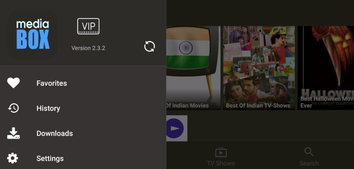 تحميل MediaBox HD للايفون تحميل MediaBox HD للايفون 2020 Media Box iOS تحميل برنامج Media Box HD للكمبيوتر تحميل برنامج MediaBox للكمبيوتر