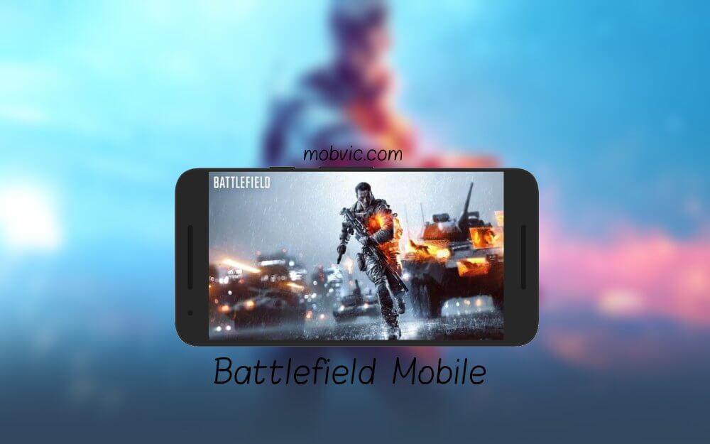 تحميل لعبة باتلفيلد موبايل Battlefield mobile الجديدة للاندرويد والايفون