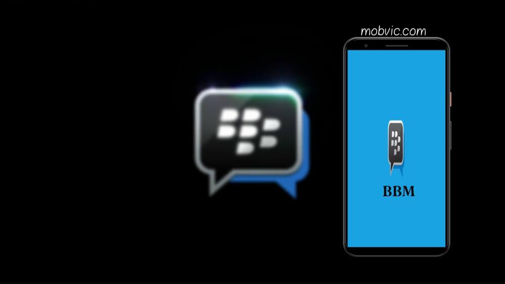 تحميل تطبيق الدردشة بي بي ام BBM للاندرويد والايفون مع الشرح بالصور