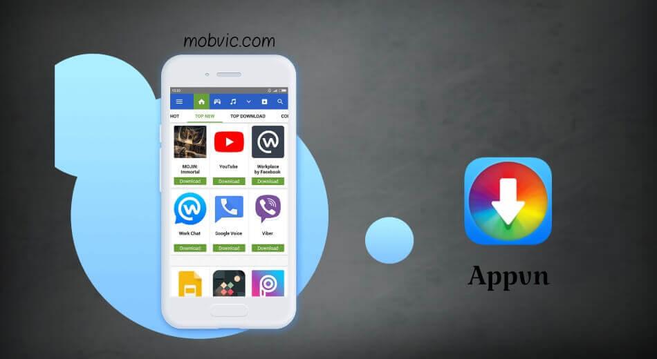 تحميل ستور Appvn ios لتحميل التطبيقات والالعاب المدفوعة