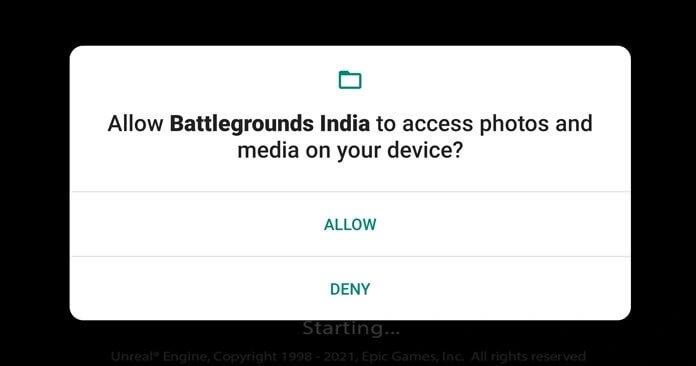 تحميل لعبة ببجي الهندية لعبة ببجي الهندية BATTLEGROUNDS MOBILE INDIA ه