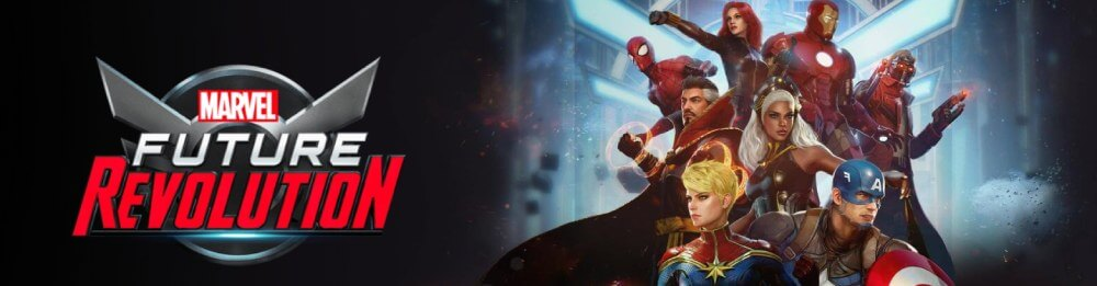 تحميل لعبة Marvel Future Revolution للاندرويد والايفون