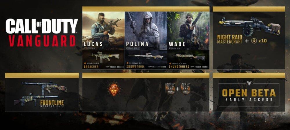 مميزات وخصائص لعبة Call of Duty: Vanguard للكمبيوتر برابط مباشر