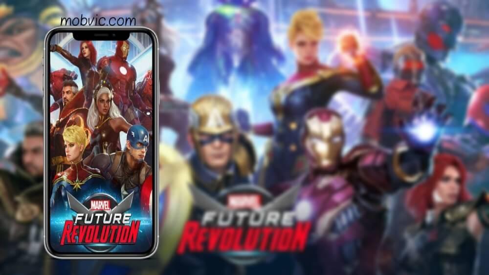 تحميل لعبة MARVEL Future Revolution APK برابط مباشر للاندرويد